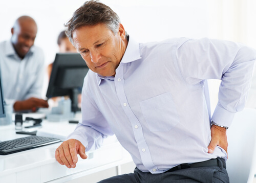 Somatics exercise for back pain