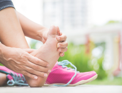 Did you know that Plantar Fasciitis starts in your lower back?
