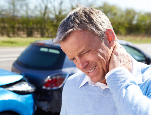 Why Whiplash Turns into Chronic Pain