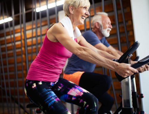 Forced Exercise and Stress Reduction Reverse Parkinson's Symptoms